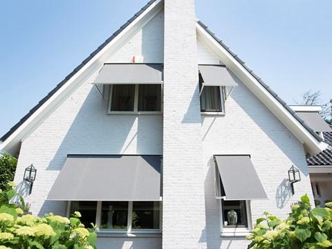 uitvalschermen gouda zonwering zonweringsbedrijf Blokzijl
